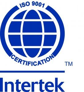 ISO 9001 blue TM